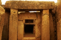 Temple mégalithique de Mnajdra (Malte)