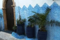 La kasbah des oudayas à Rabat - Maroc
