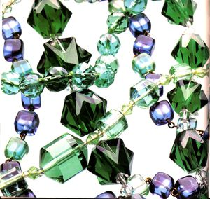 Perles de bohème