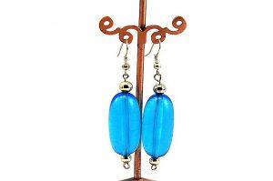Boucles d'oreilles à grande goutte - Collection Jaisalmer