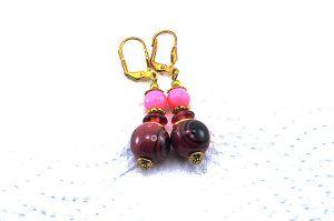 Boucles d'oreilles Oula Oup - Collection Macchiarelli