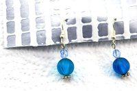 Boucles d'oreilles en petit modèle - Collection Orion