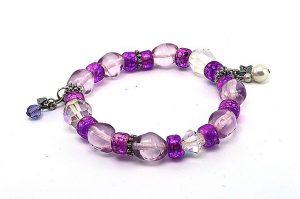 Bracelet en perles de verre - Collection Siruya