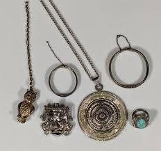 Bijoux en argent 800