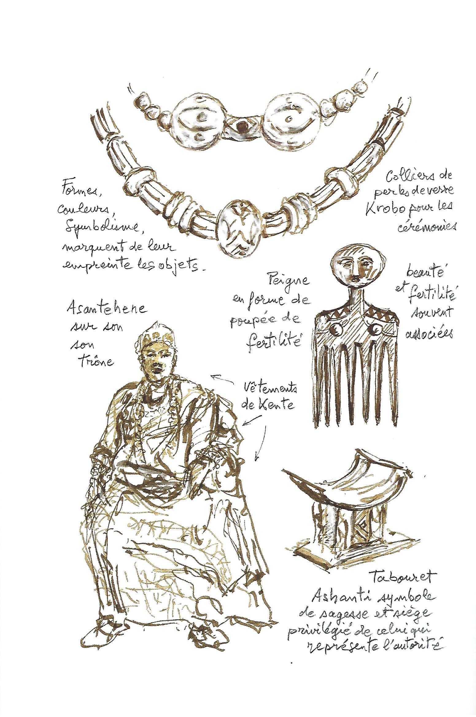 Page Carnet de voyage Alain Marc - 2