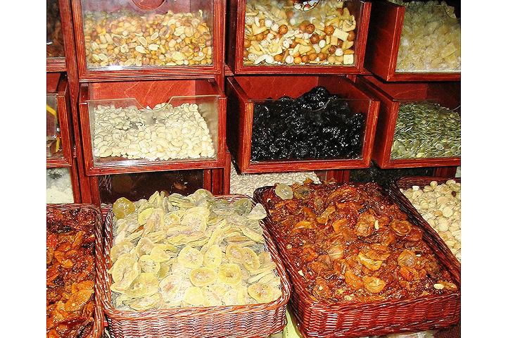 Fruits secs-Barcelone.2