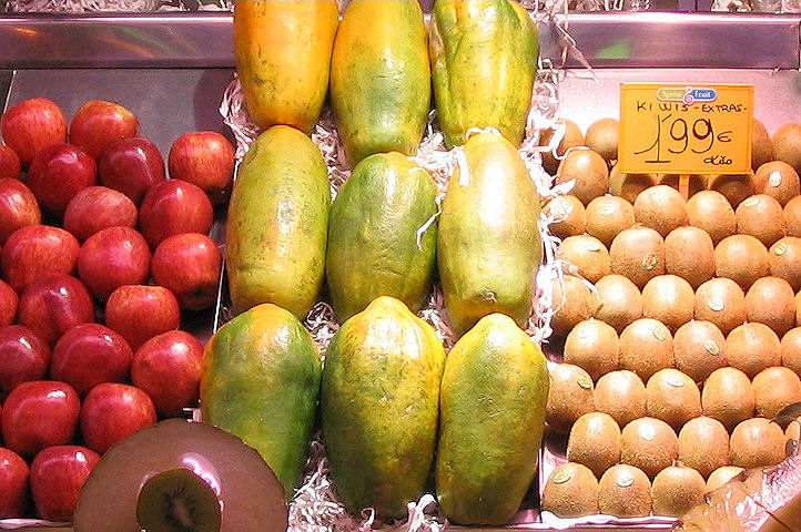 Fruits frais - Barcelone.1