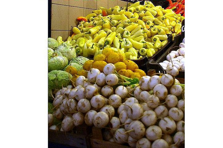 Légumes frais - Budapest.2